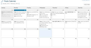 5 steps to create an efficient editorial calendar for your