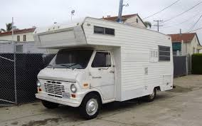 ford motorhome the street peep 1968 ford econoline 300 recreational vehicle