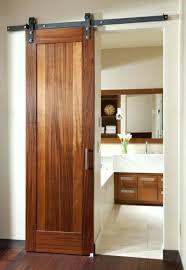 Sliding Wooden Doors Interior Sliding Wood Doors Interior Jvids Info