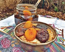 cognac cuisine dried fruits and cognac shine as a fruit compote the