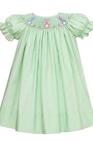 smocked dresses for easter southern living