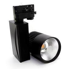 Kitchen Rail Lighting Aliexpress Com Buy Led Track Light 35w Cob Ceiling Rail Lights