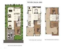 Buy Floor Plans Online by W3npuwest Facing Villa Jpg