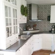 ikea kitchen backsplash inspiring kitchens you won t believe are ikea cabinet fronts