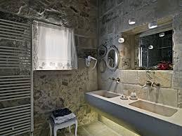 stone bathroom sinks relais masseria capasa hotel in martano italy