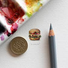 postcards for ants a 365 day miniature painting project by