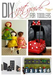beginners advanced a realistic diy toddler gift guide