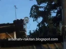 membuat antena tv tanpa kabel cara buat antenatv tutup panci antena tv pinterest