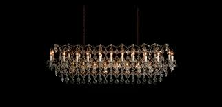 crystal chandelier timothy oulton