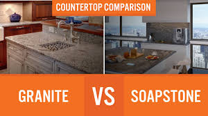 soapstone countertops granite vs soapstone countertop comparison