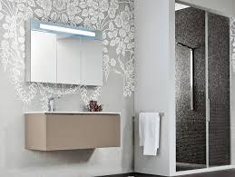 infinity i05 modular designer bathroom vanity in beige lacquer