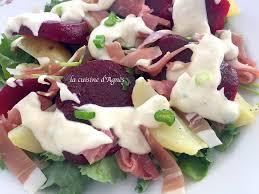 raifort cuisine salade de betterave au raifort la cuisine d agnèsla cuisine d agnès