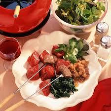 cuisiner viande à fondue cuire la viande en friture cuisine et achat la viande fr