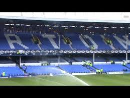 Top Balcony Goodison Park by Everton Fc Goodison Park Youtube