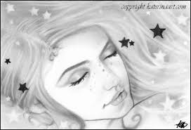 to dream among the stars sketch by katerina art on deviantart