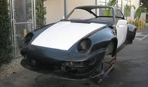 porsche 911 for sale craigslist craigslist find of the week porsche 993 gt2 evo kit