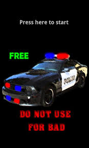 Flashing Light Ringtone Police Light Free Android Apps On Google Play