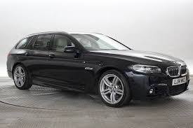 used bmw 5 series estate for sale bmw 520d 2 0 m sport touring 5dr cars bmw and cars