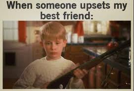 Best Friend Memes - dont hurt my best friend funny pictures quotes memes funny