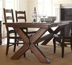 Dining Table And Chairs Set Dining Table Sets Pottery Barn