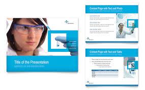 science u0026 chemistry powerpoint presentation template design