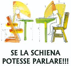 postura corretta scrivania a cosa serve stare seduti ergonomicamente torinobimbi