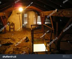 Rocking Chair Ghost Old Attic Under Roof Ghosts Stock Illustration 30142342 Shutterstock
