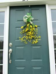 front doors decorating front door entryway 25 elegant halloween