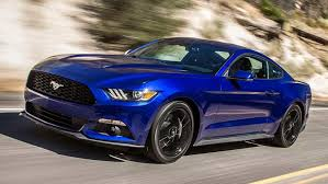 2015ford mustang ford mustang 4 cylinder 2015 review carsguide