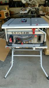 skil portable table saw review skil wormdrive table saw pro construction forum be the pro