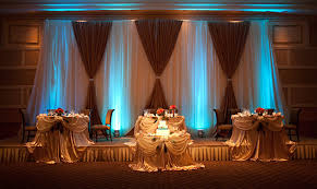 wedding backdrop online pipe and drape exle of uplit drapes pipe and drape source