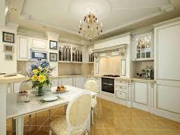 Kitchen Design 3d Minimal 3d Residential Classic Kitchen Design View Yantram