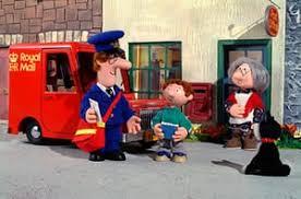postman pat 30 pictures television u0026 radio