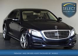 mercedes benz 2015 used 2015 mercedes benz s class s550 marietta ga