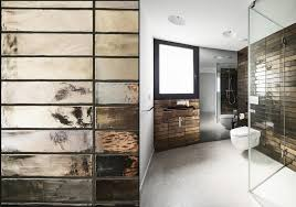 contemporary bathroom tile ideas bathroom reflective bathroom tile modern ideas lighting home