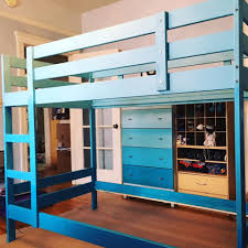 Ikea Bunk Bed Frame Diy Idea Ombre Your Mydal Bunk Bed Frame Like This Ikea Fan