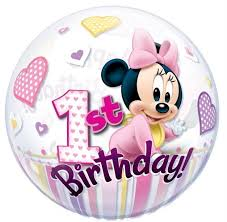 minnie mouse 1st birthday disney baby minnie mouse 1st birthday single tons of