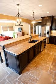 standard kitchen cabinet height from floor home design ideas