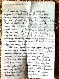 kairos retreat letters shawn michael shoup flickr