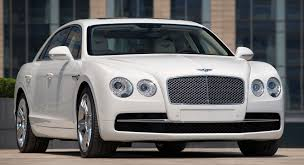white bentley back bentley flying spur white back hd desktop wallpapers 4k hd