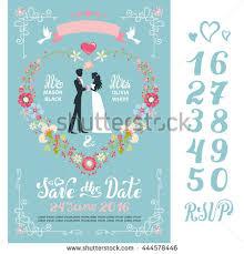 Bride Cards Wedding Invitation Setwedding Cardswinter Seasonpaisley Lace Stock