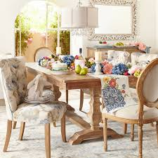 bradding extension natural stonewash dining table pier 1 imports