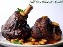 cuisiner souris d agneau au four souris d agneau confite en daube douce de marmiton par