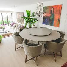 lazy susan dining table lazy susan caesarstone dining table moss furniture moss furniture