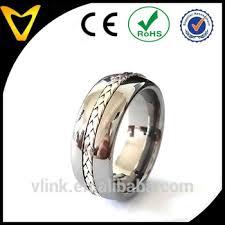Mens Tungsten Carbide Wedding Rings by Fashion Jewelry Tungsten Men Rings Wedding Rings Luxury 925 Silver