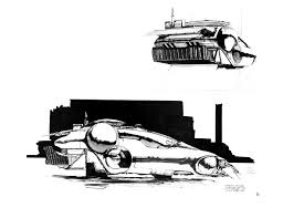 blade runner sketchbook free download