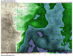 Us Dewpoint Map Severe Weather Expected For Northeast Colorado May 24 2016