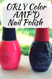 orly color amp u0027d nail polish review the beauty section