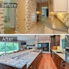 Kitchen Remodel Before And After by 92 Best Before U0026 After Kitchen Remodeling Projects Images On