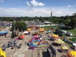 Iowa State Fair Map by Check Out Iowa State Fair Attendance So Far This Year